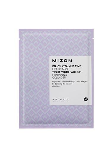 Mizon Mizon Enjoy VitalUp Time Lift Up Mask Yaşlanma Karşıtı Kolajen Maske Renksiz